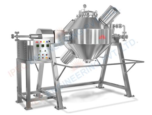 Rotocone Vacuum Dryer | Rotocone Vacuum Dryer Gujarat | Rotocone Vacuum  Dryer India | Rotocone Vacuum Dryer Ankleshwar | IPEC ENGINEERING PVT. LTD